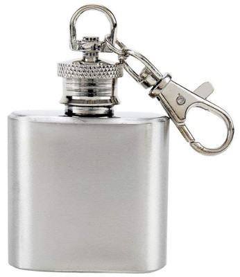 1 oz. key chain flask
