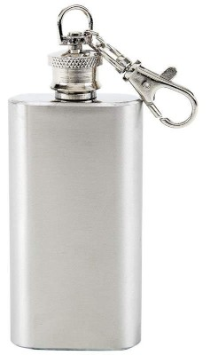 2 oz key chain flask
