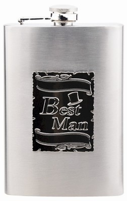 best man gift flask
