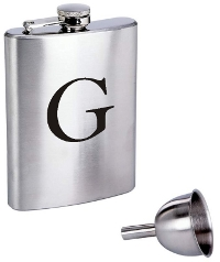 1 Momogram Flask