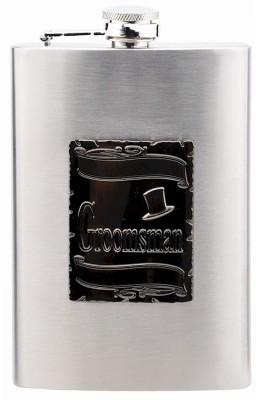 groomsman gift flask