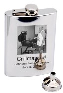 Photo Personalized Flask